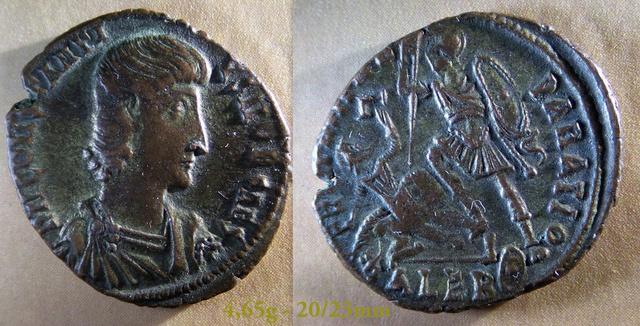Les Constances II, ses Césars et ces opposants par Rayban35 Charge58