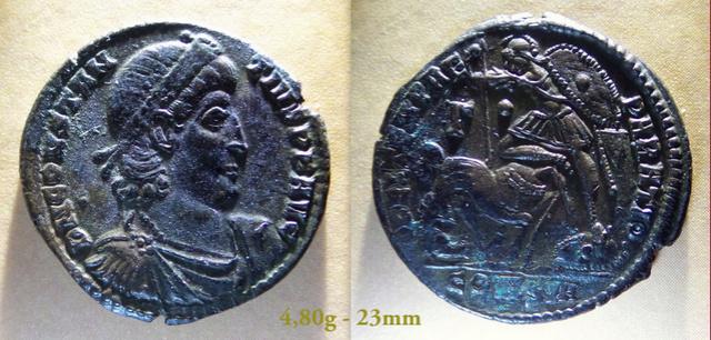 Les Constances II, ses Césars et ces opposants par Rayban35 Charge59