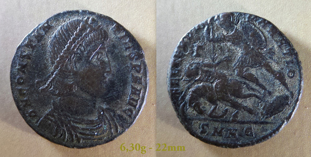 Les Constances II, ses Césars et ces opposants par Rayban35 Charge61