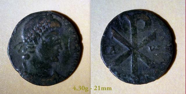 Les Constances II, ses Césars et ces opposants par Rayban35 Charge63
