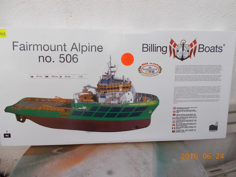 fairmount alpine 1/78 billing boat Dscn0240