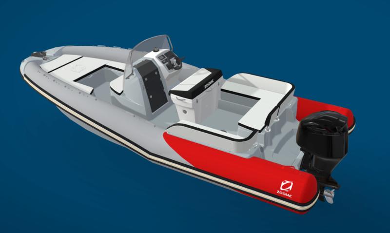 fairmount alpine 1/78 billing boat Zodiac10