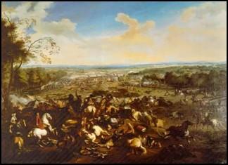 La bataille de Malplaquet  Malpla10