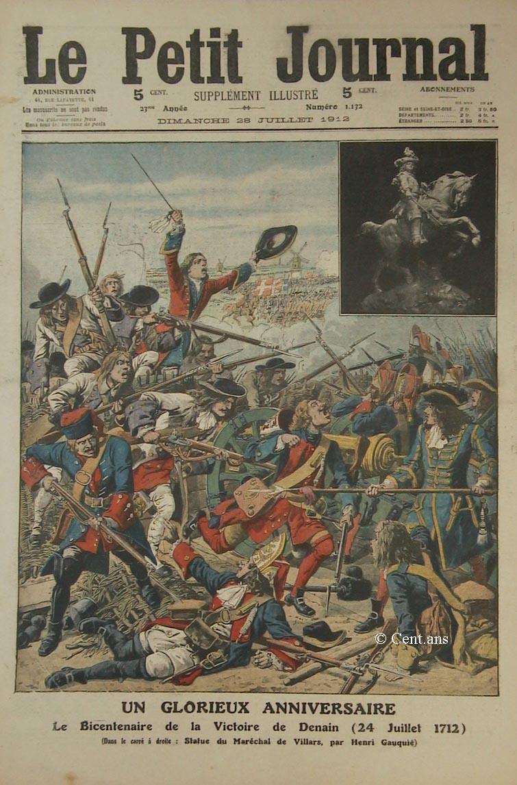La bataille de Malplaquet  Pj113210