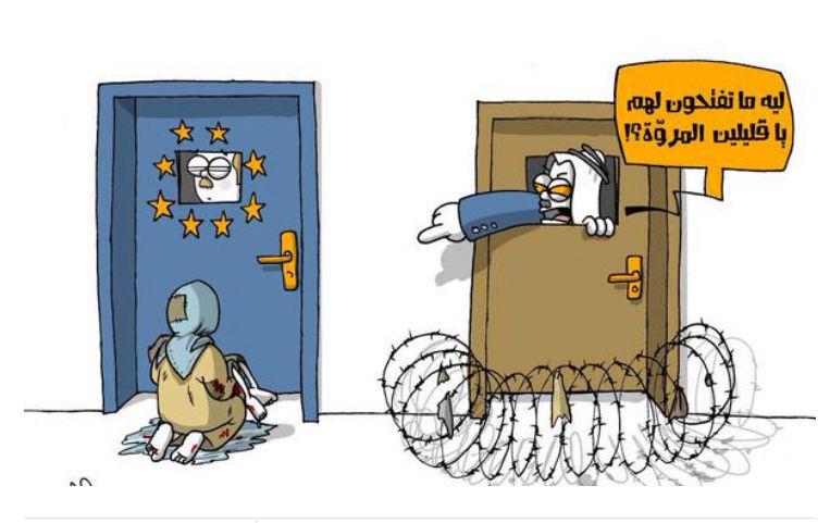 Arrêt de l'accueil des réfugiés et des migrants - Avant et après Cologne - Page 4 Captur24