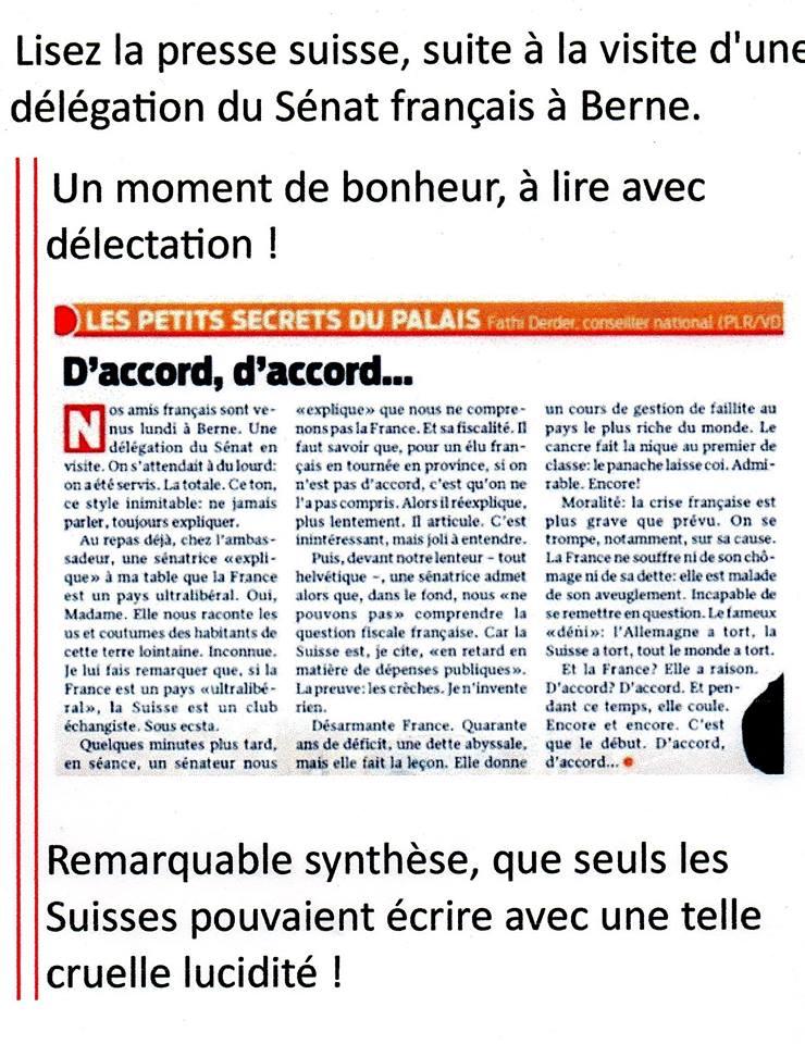 la leçon des parlementaires Français à leurs homologues Suisses Cid_9510
