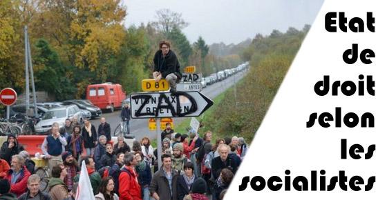 La france vu par les écolos ... une société idéale ! et les socialistes laissent faire. Etat-d11