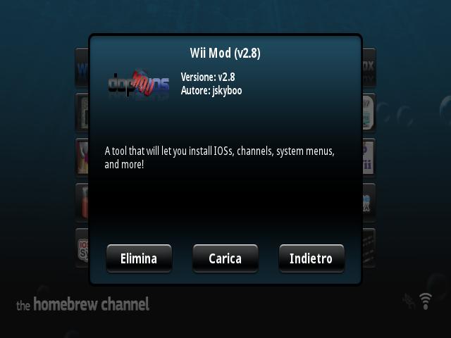 Modifica Wii [Guida all'installazione] Hbc-0010