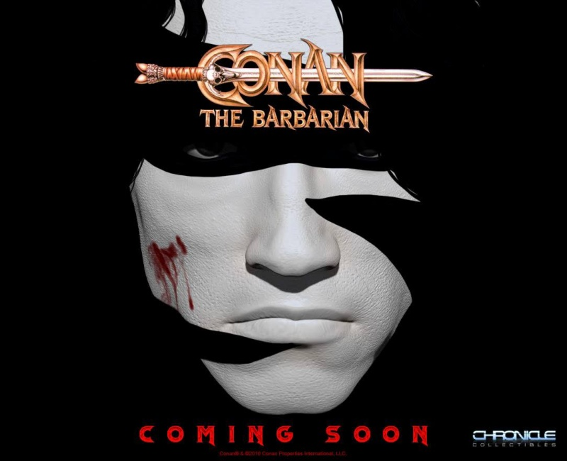CONAN LE BARBARE 1/6 - CHRONICLE COLLECTIBLES Image17