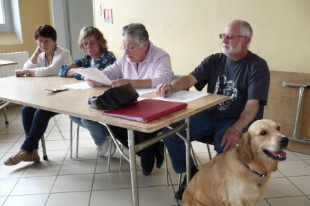 Toujours trop d'abandons au refuge de la Picoterie Picote10