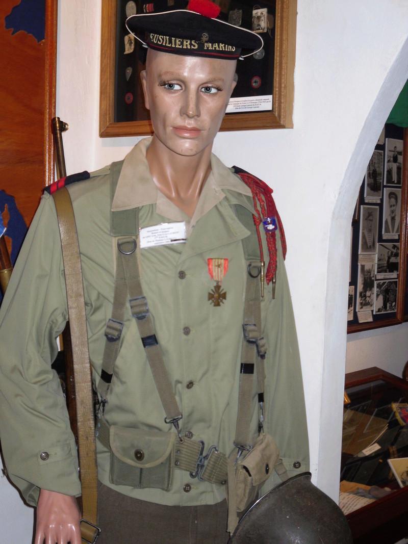 [Fusiliers ] Musée des fusiliers à Lorient 00711