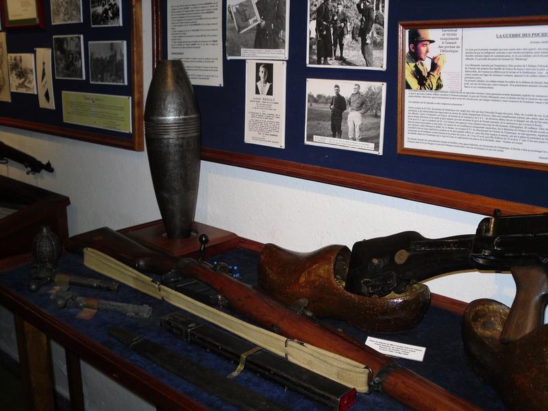 [Fusiliers ] Musée des fusiliers à Lorient 01310