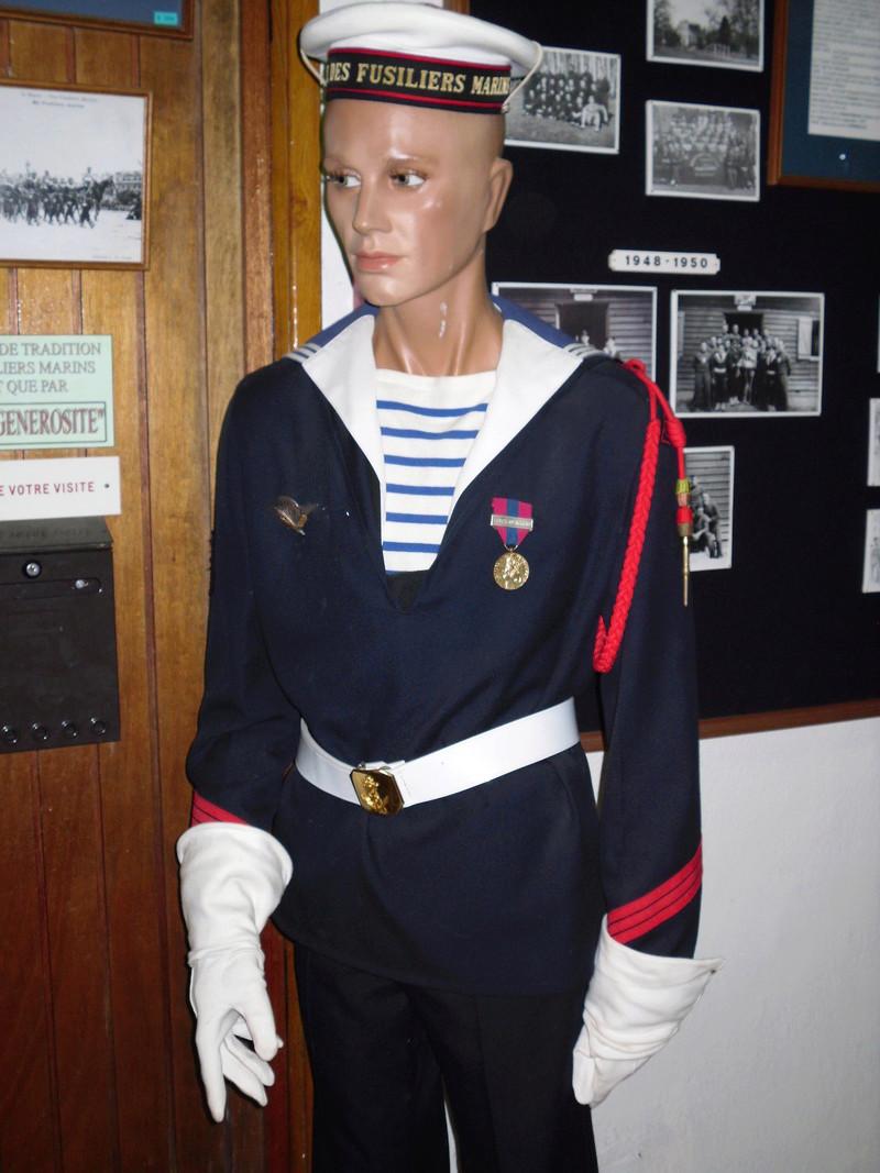 [Fusiliers ] Musée des fusiliers à Lorient 01610