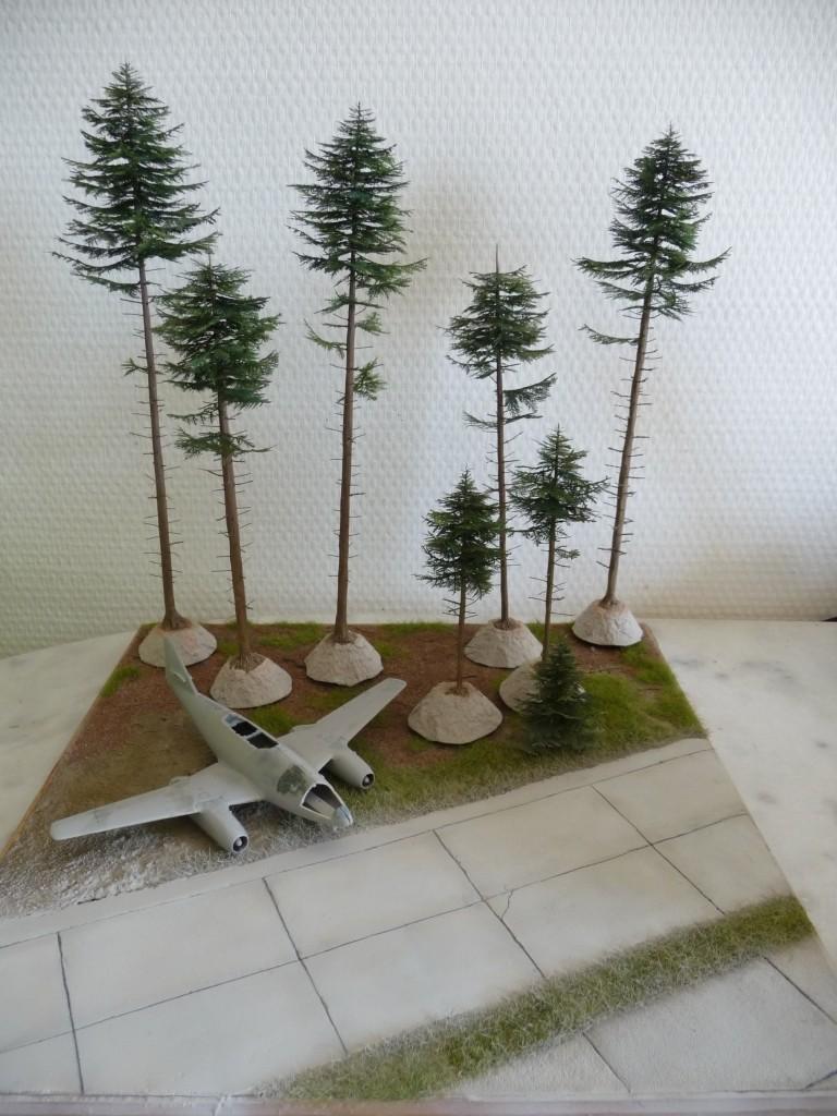 "Me 262 "" Schwalbe "" Allemagne - 1945 P1190720"