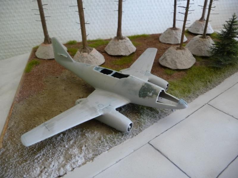 "Me 262 "" Schwalbe "" Allemagne - 1945 P1190721"