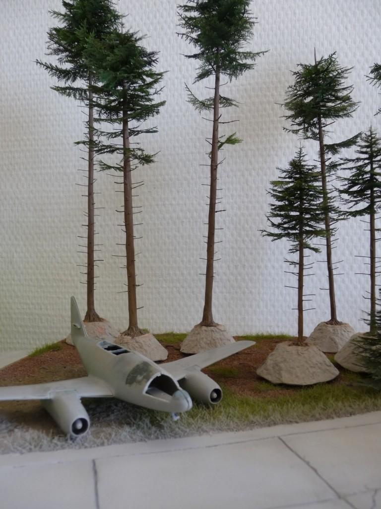 "Me 262 "" Schwalbe "" Allemagne - 1945 P1190725"