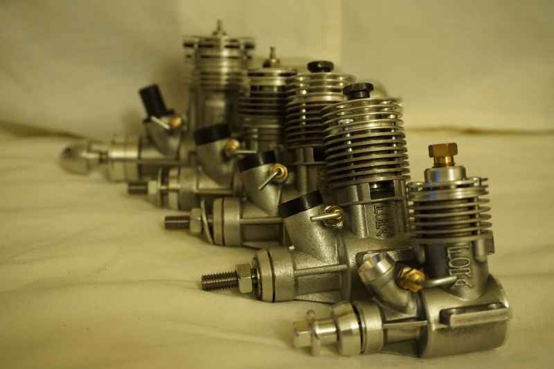 "Fora ""Entry level"" engines Dsc00111"