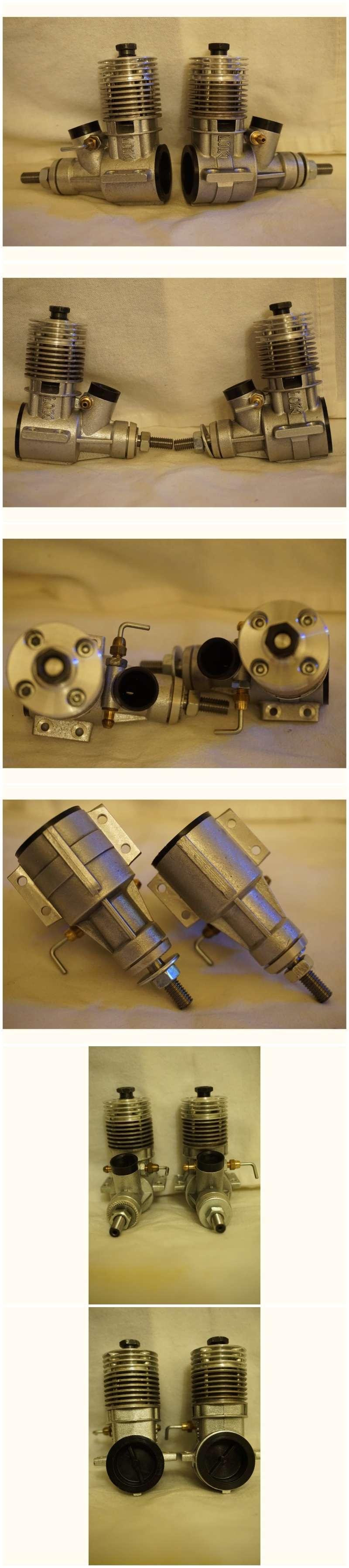 "Fora ""Entry level"" engines Fora_211"