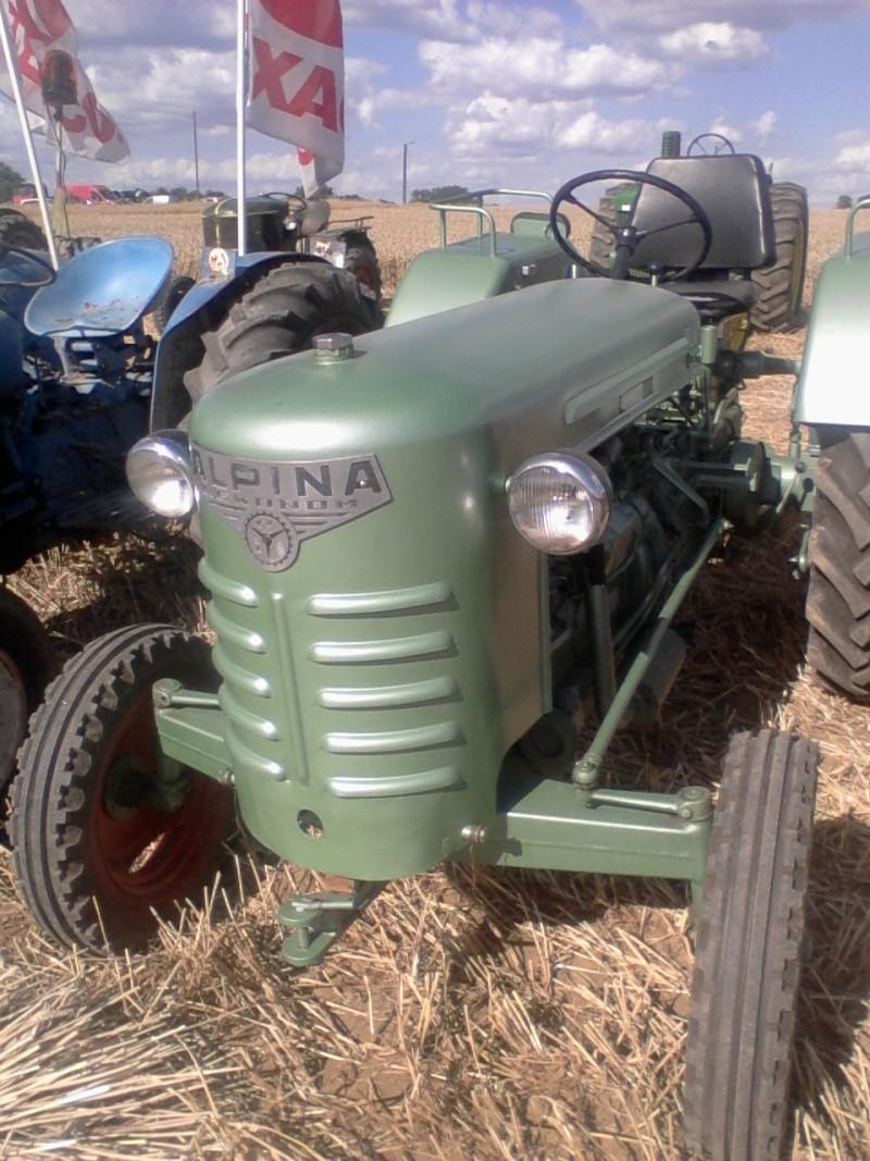 vieux tracteurs Photo-22