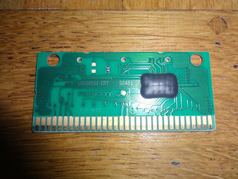pcb rolling thunder - photo pcb rolling thunder 2 megadrive Dsc01910