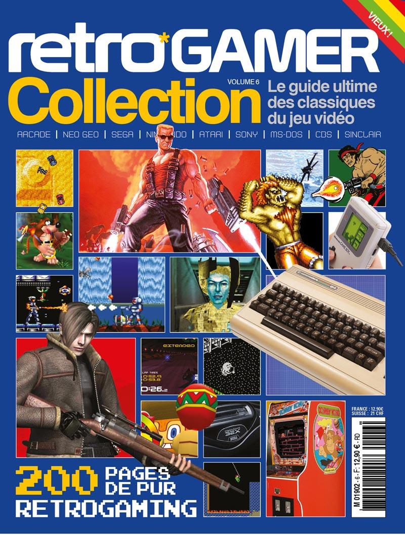 RetroGamer Collection Rgc6-c10
