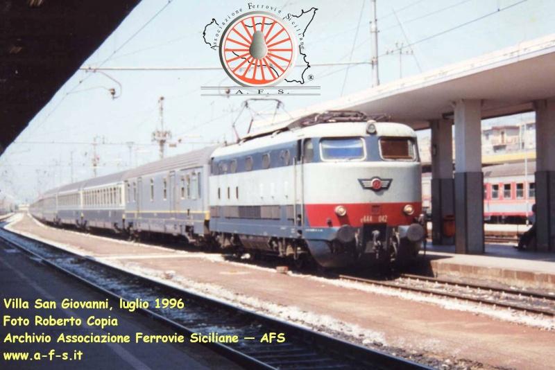 """020 - Dicembre 2011 - Il Rapido 994 """"Aurora"""" E_444_10"""