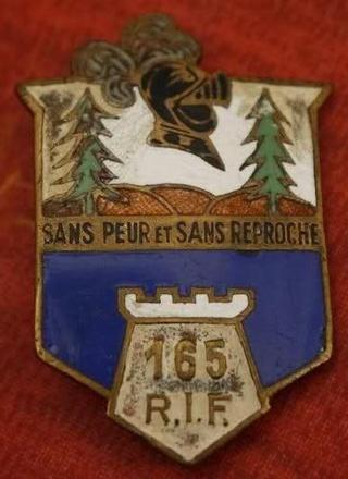 Les insignes d'Infanterie en 1939-1940 16510