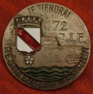 Les insignes d'Infanterie en 1939-1940 172rif10