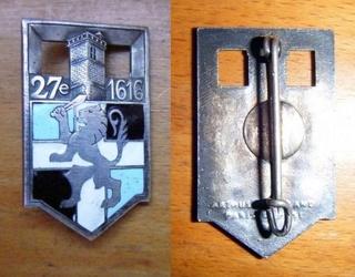 Les insignes d'Infanterie en 1939-1940 Panora18
