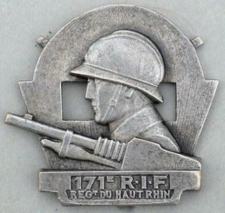 Les insignes d'Infanterie en 1939-1940 Panora21