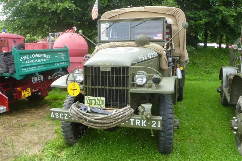 Ancien camions de l'armée ? - Page 2 06411