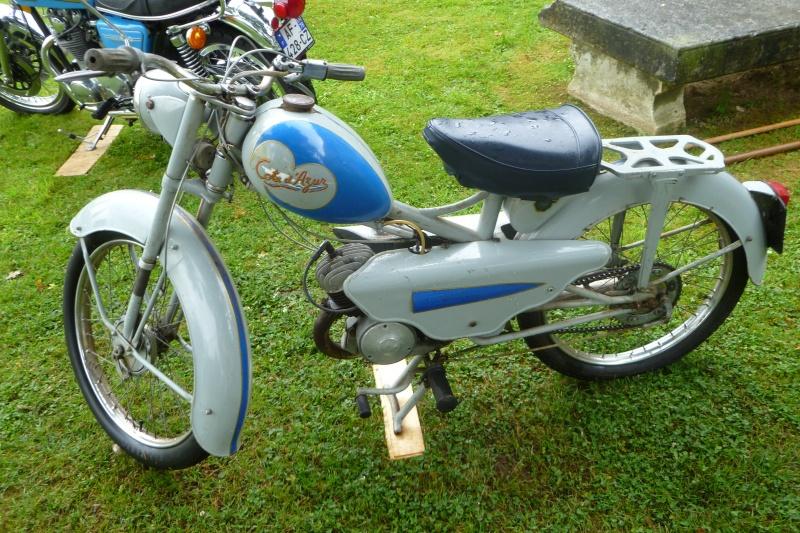 MOTOS - SOLEX - VELOS - SCOOTERS - CYCLES DE TOUTES ESPECES  09310