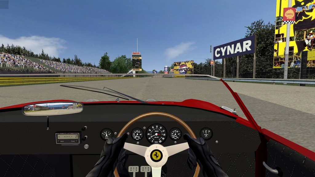 250P Ferrari LeMans Winner WIP  - Page 4 114