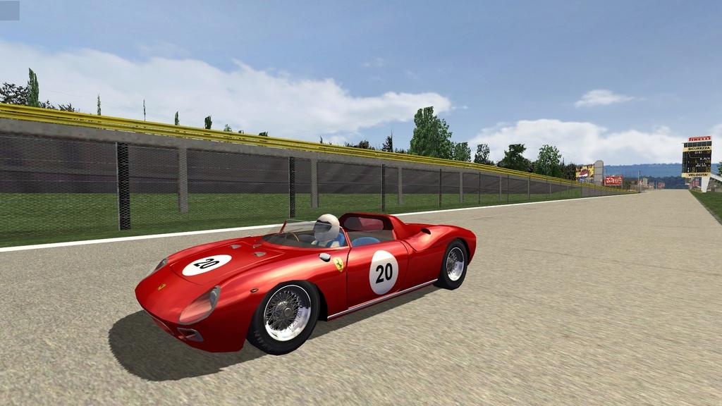 250P Ferrari LeMans Winner WIP  - Page 4 312