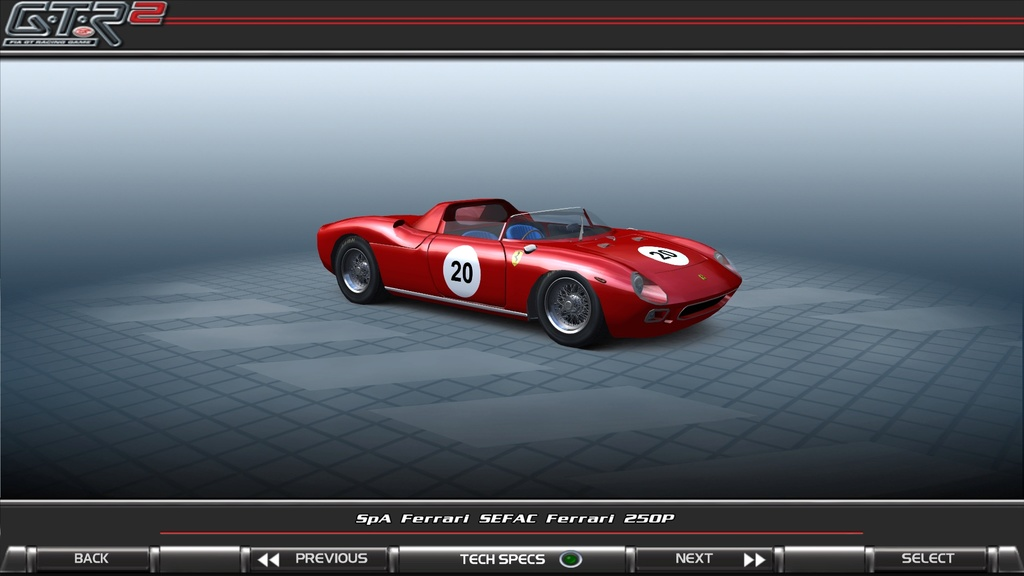 250P Ferrari LeMans Winner WIP  - Page 3 Gtr2_o10