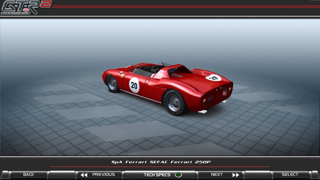250P Ferrari LeMans Winner WIP  - Page 3 Gtr2_o11
