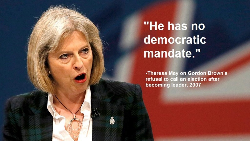 Should Cabinet exit controls be relaxed so that Theresa May can be kicked out? - Page 4 May_no10