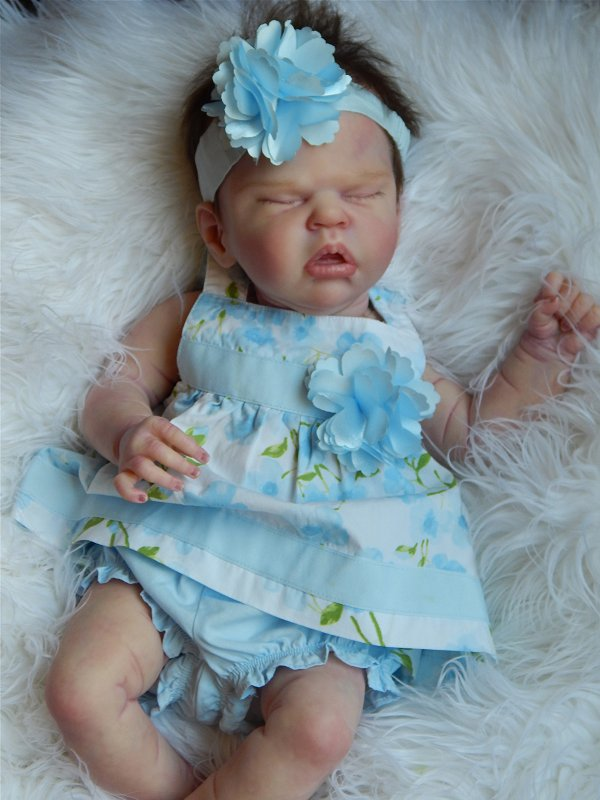 AOTM JULY 2016 CONTEST WINNER  is Susan of Lambkins Reborn Nursery Aotm_j17