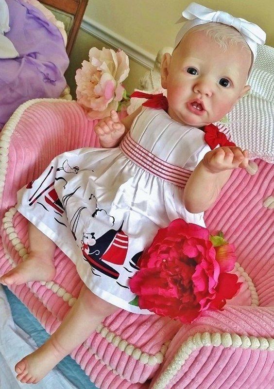AOTM JULY 2016 CONTEST WINNER  is Susan of Lambkins Reborn Nursery Aotm_j29