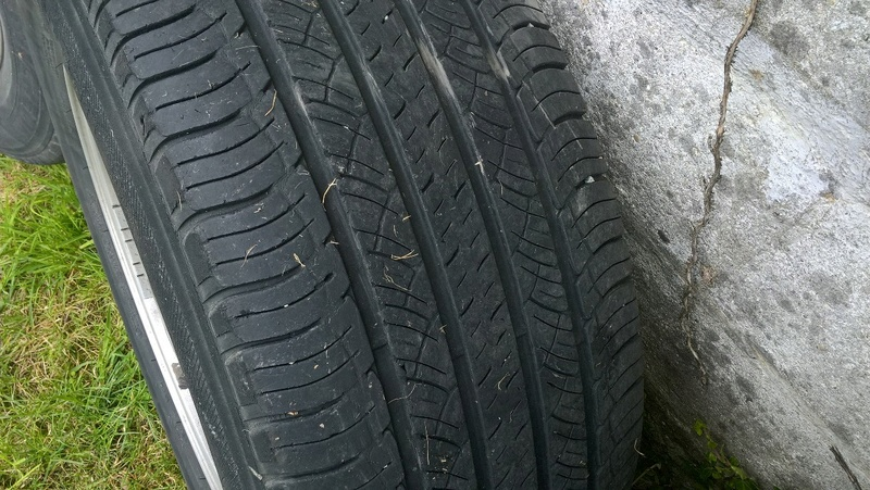 4 roues alu,pneus Michelin  Image18