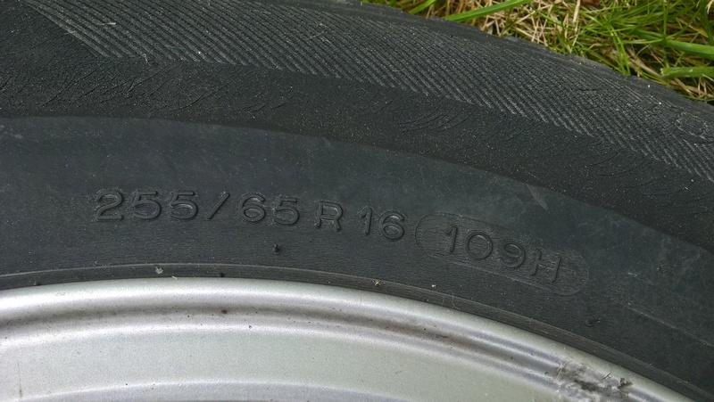 4 roues alu,pneus Michelin  Image19