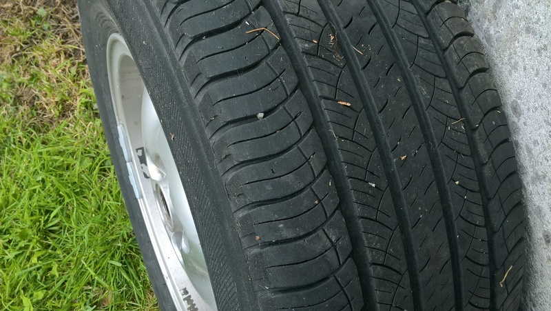 4 roues alu,pneus Michelin  Image20