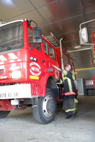 Sapeurs-pompiers de la Sangsue