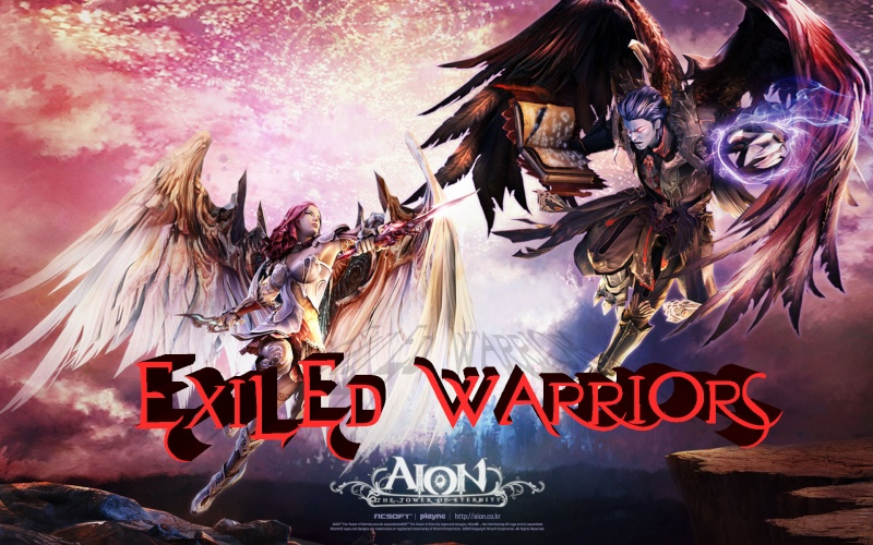 Exiled Warriors
