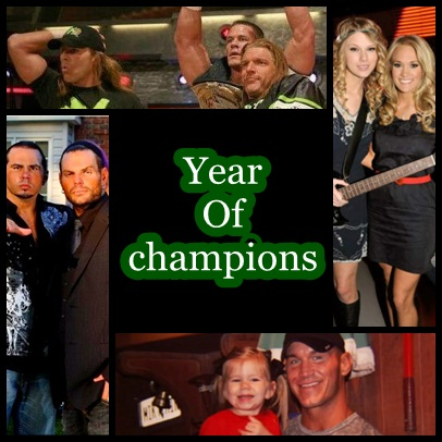 Year of Champions