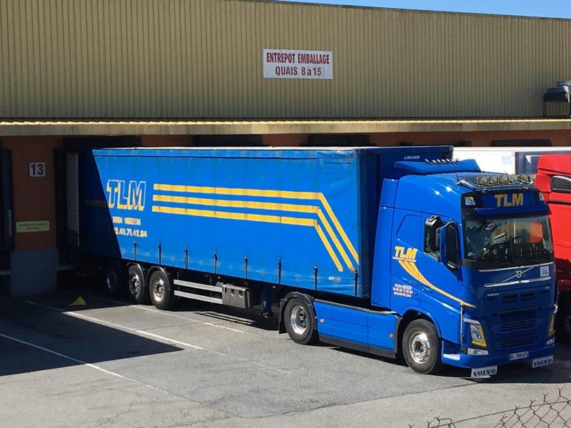 TLM (Transport Logistique Magasinage)(Vierzon, 18) 13937010