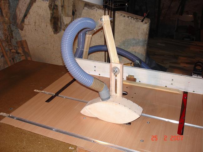 Table de scie avec axe et defonceuse Images10