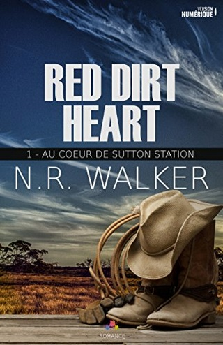 CowBoy - Red dirt heart T1 : Au coeur de Stutton Station - N.R. Walker 51bdyu10