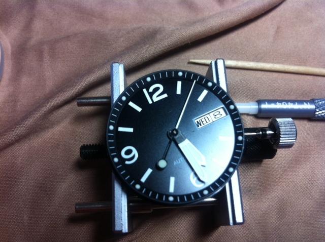 DIVER - customisation de seiko diver's 200 SKX007 Photo_18