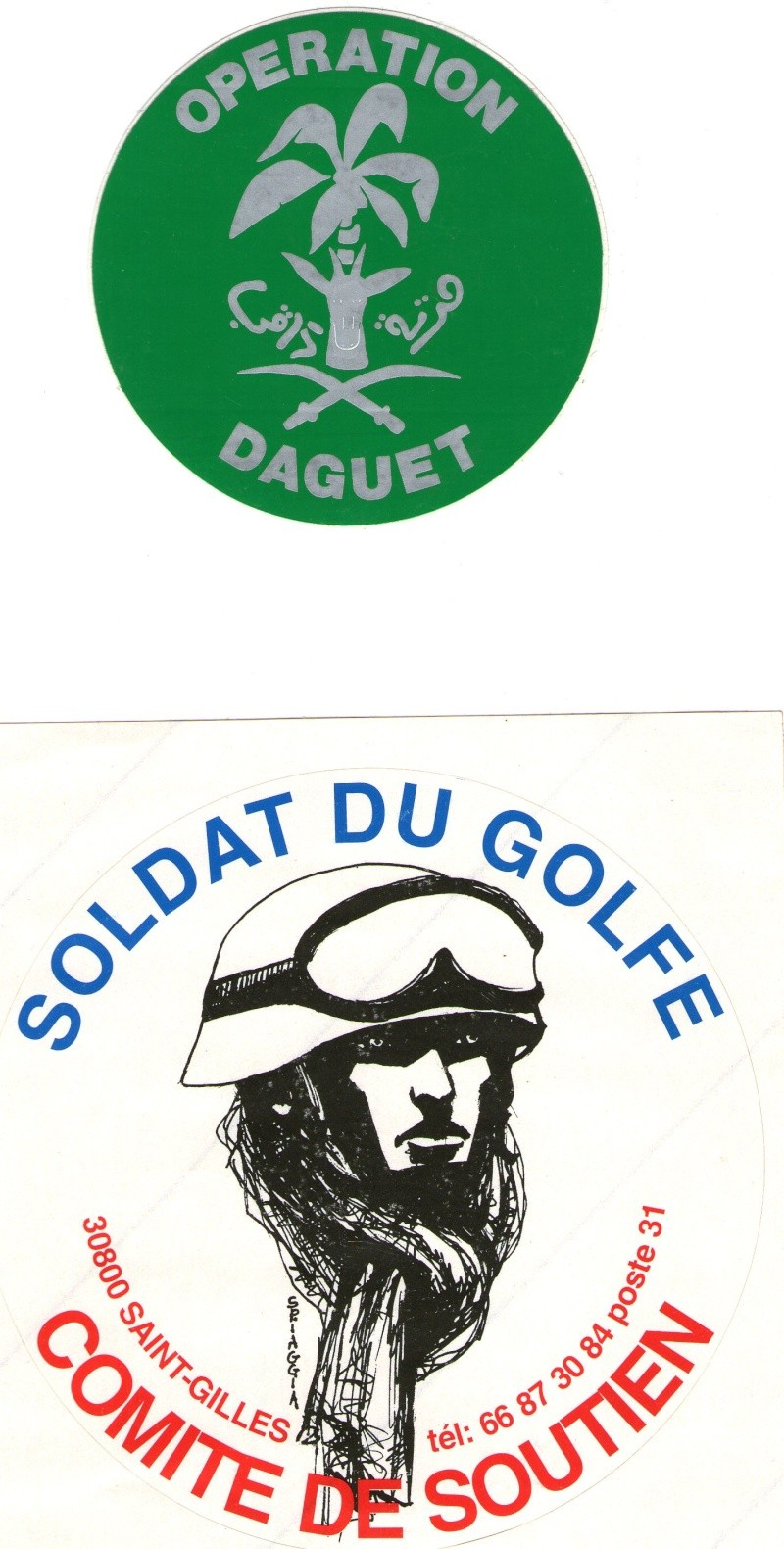 Insignes Daguet Autoco10